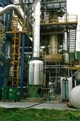 Solvent Recovery & Distillation